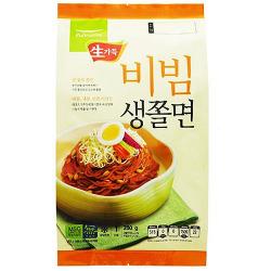 韓国チョル麺 プルムワン