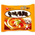★韓国ラーメンの一品!★辛くて濃厚なスープと滑らかな麺が絶妙!辛くてまろやかな味/ラーメン/韓国ラーメン/安城湯麺/農心